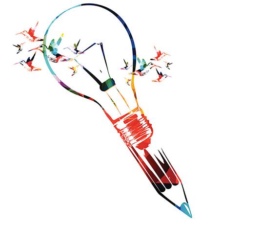 La nascita e lo sviluppo di un'idea in scritturacreativa.