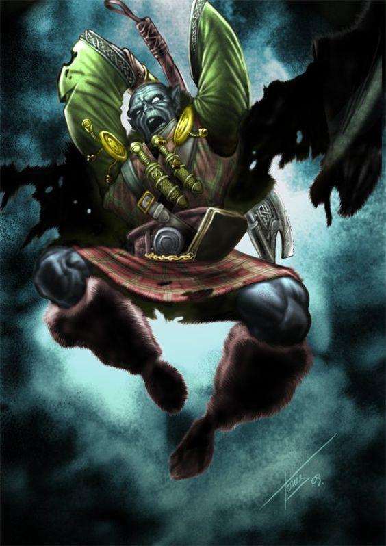 Camulus, il dio della guerra della mitologia celtica