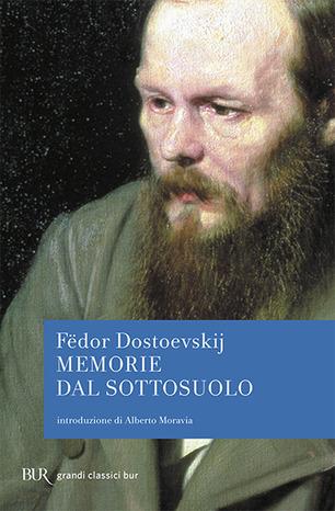 MEMORIE DAL SOTTOSUOLO, romanzo di Fedör Dostoevskij-RECENSIONE