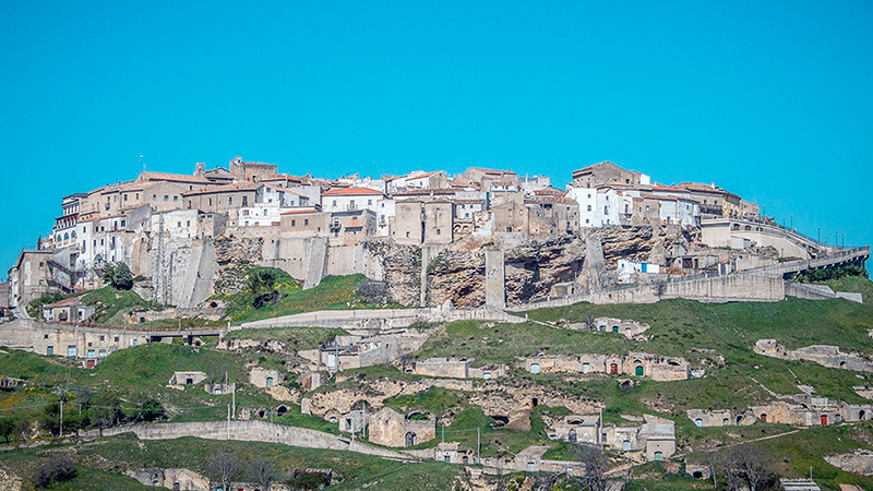 La città di Acerenza