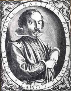 Un ritratto di Giambattista Basile
