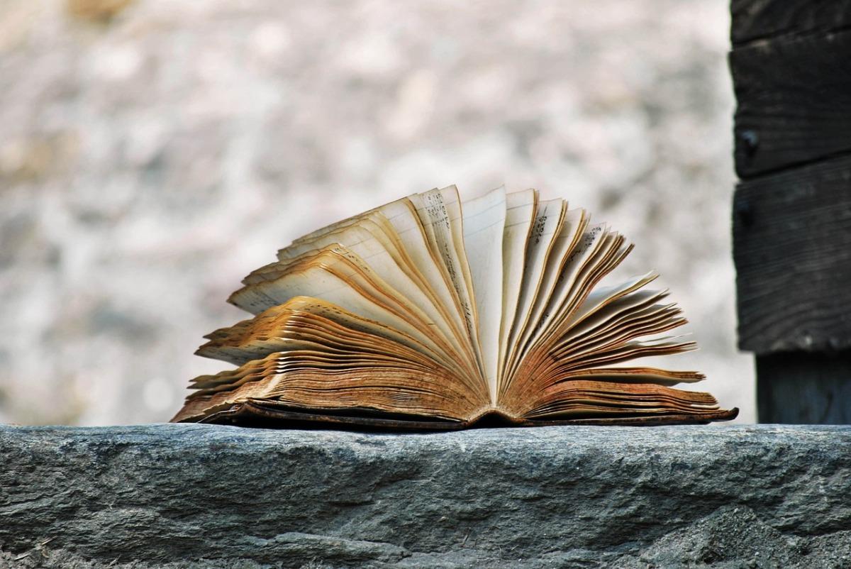 Un libro di fiabe
