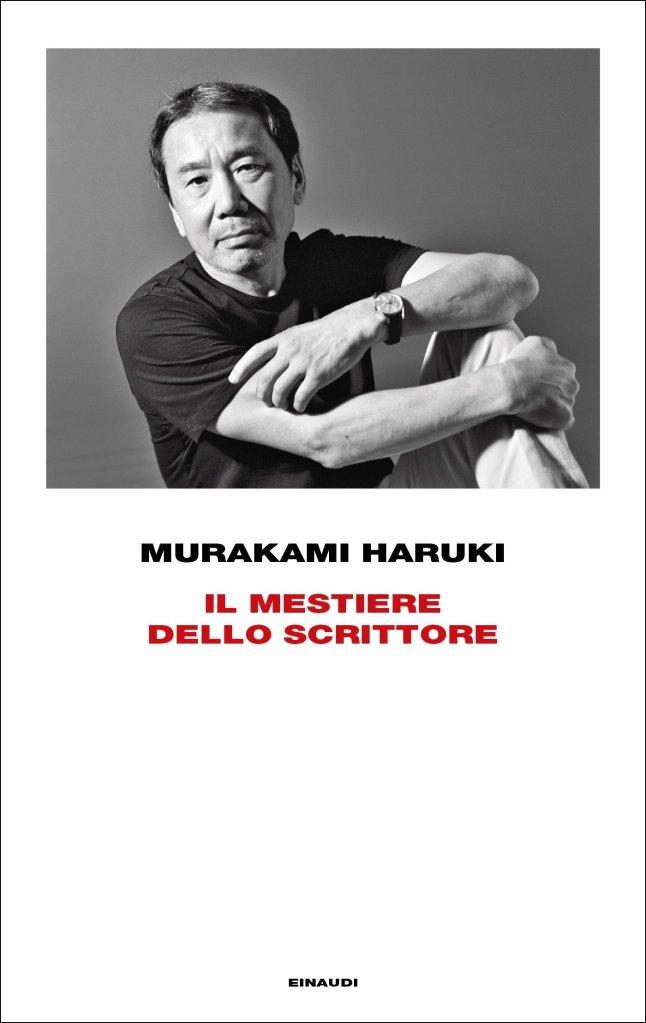 """La copertina di """"Il mestiere dello scrittore"""" di Haruki Murakami"""