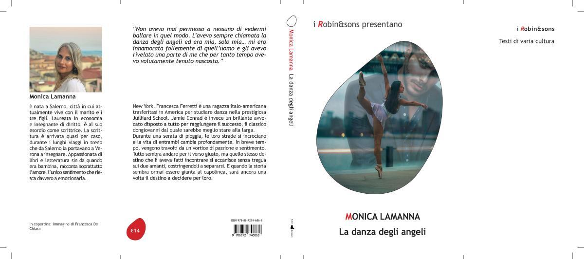 """""""La danza degli angeli"""" di Monica Lamanna –Recensione"""