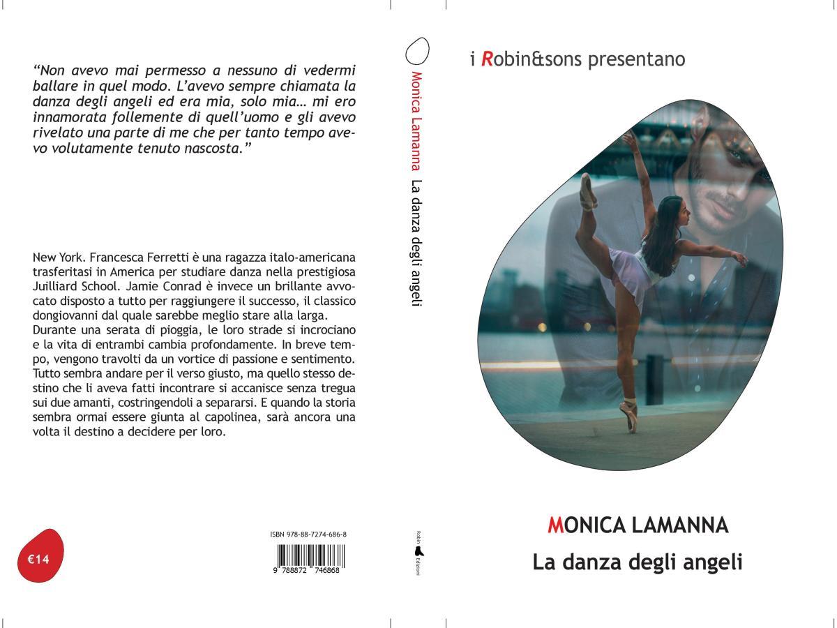 La cover di La danza degli angeli