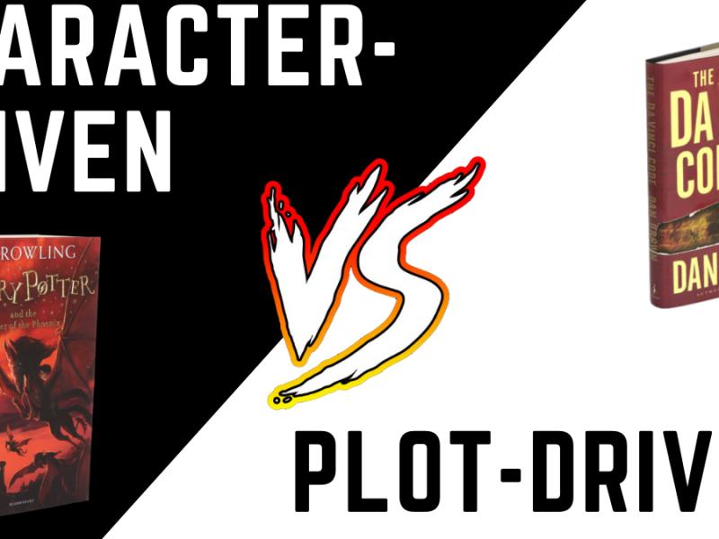 Storie plot-driven e character-driven: quali sono le differenze?