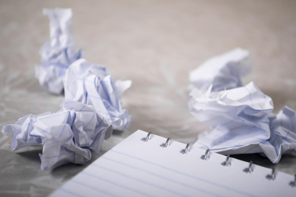 I tormenti dello scrittore – Dalla sindrome della pagina bianca all'invidia