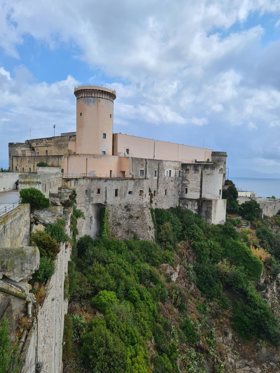 Il Castello Angioino-Aragonese diGaeta