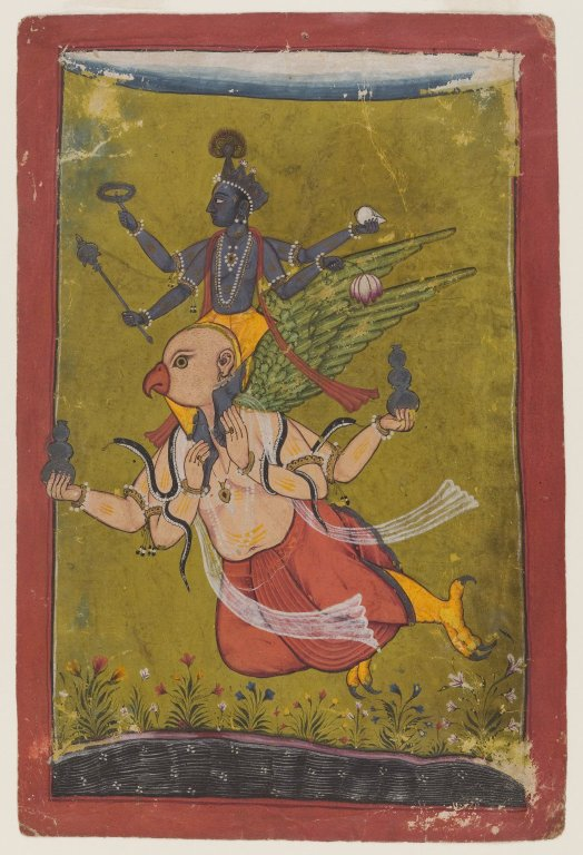 Garuda,  colui che aspetta il veleno – Pillole di Folklore #43
