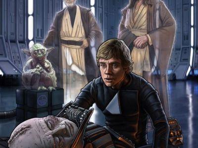 La redenzione di Anakin Skywalker (credit to Jeff Carlisle)