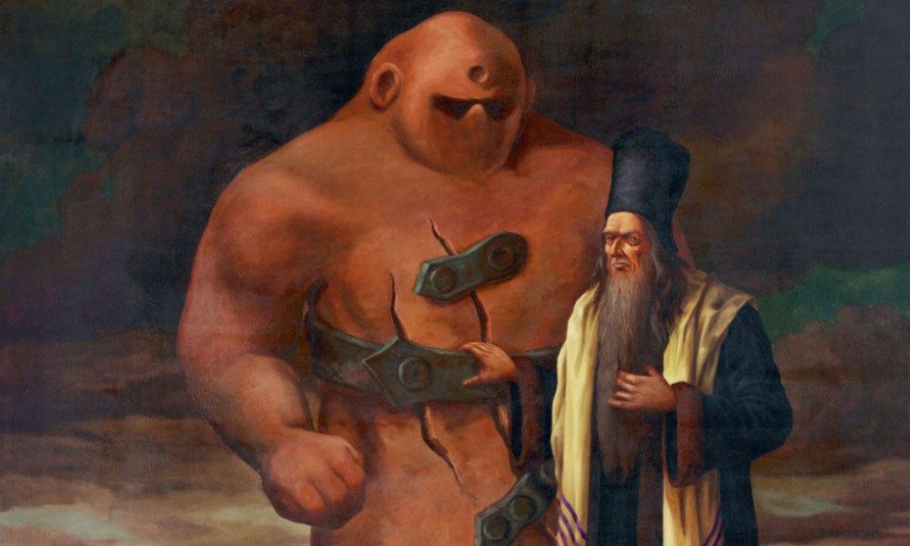 Golem, il gigante di argilla – Pillole di Folklore #45